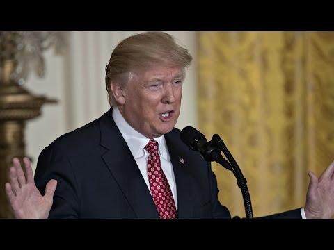LIVE: President Trump Speaks at CPAC