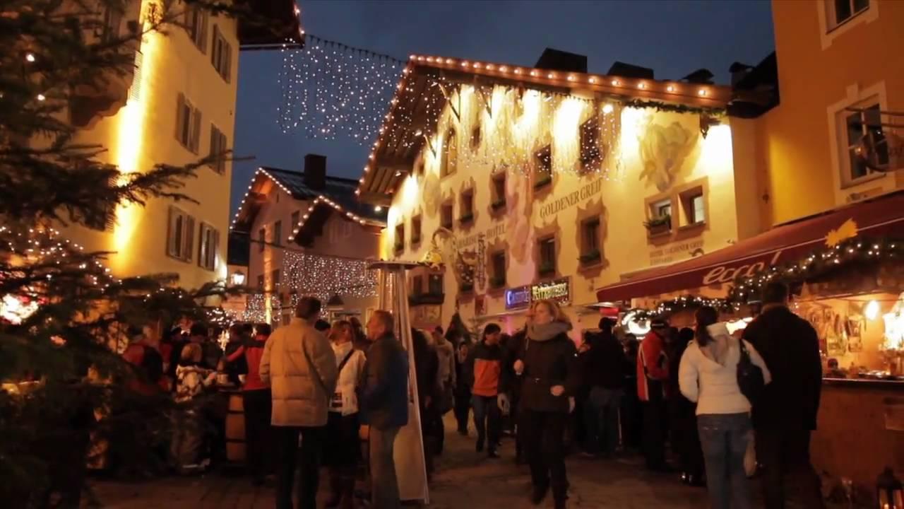Kitzbühel Weihnachtsmarkt