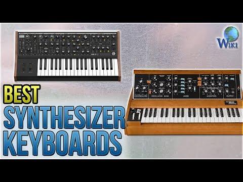 10 Best Synthesizer Keyboards 2018 - YouTube