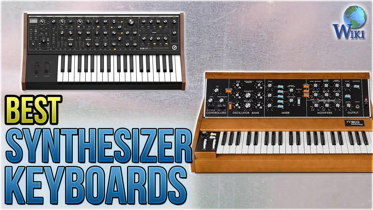 10 Best Synthesizer Keyboards 2018