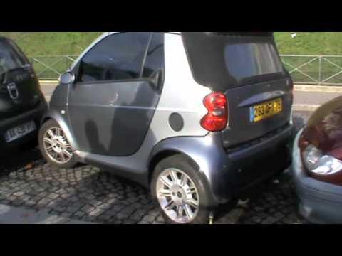 Car parking in Paris