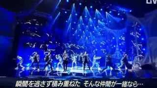 三代目 J Soul Brothers THE MUSIC DAY