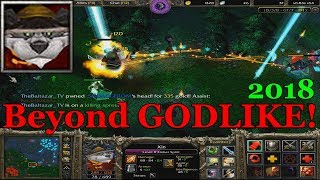DOTA 1 | Ember Spirit - Xin BEYOND GODLIKE | Gameplay