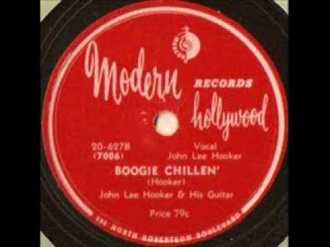 John Lee Hooker & Canned Heat - Boogie Chillen No 2