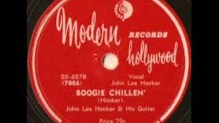 John Lee Hooker & Canned Heat Boogie Chillen No. 2