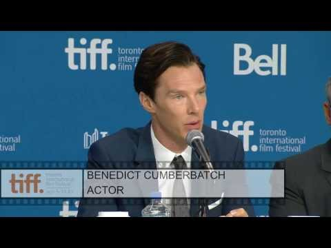 THE FIFTH ESTATE Press Conference | Festival 2013
