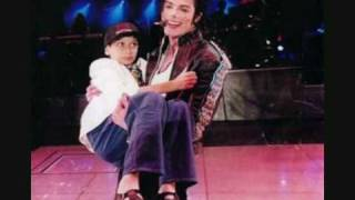 Michael Jackson with Children °It´s all for love...L*O*V*E (Song by LeAnn Rimes - The Rose)