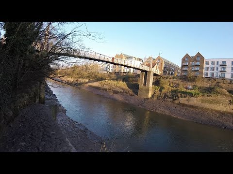 3:Bristol Urban Excursionist - Following the River Frome - The New Cut to St Judes. February 2018