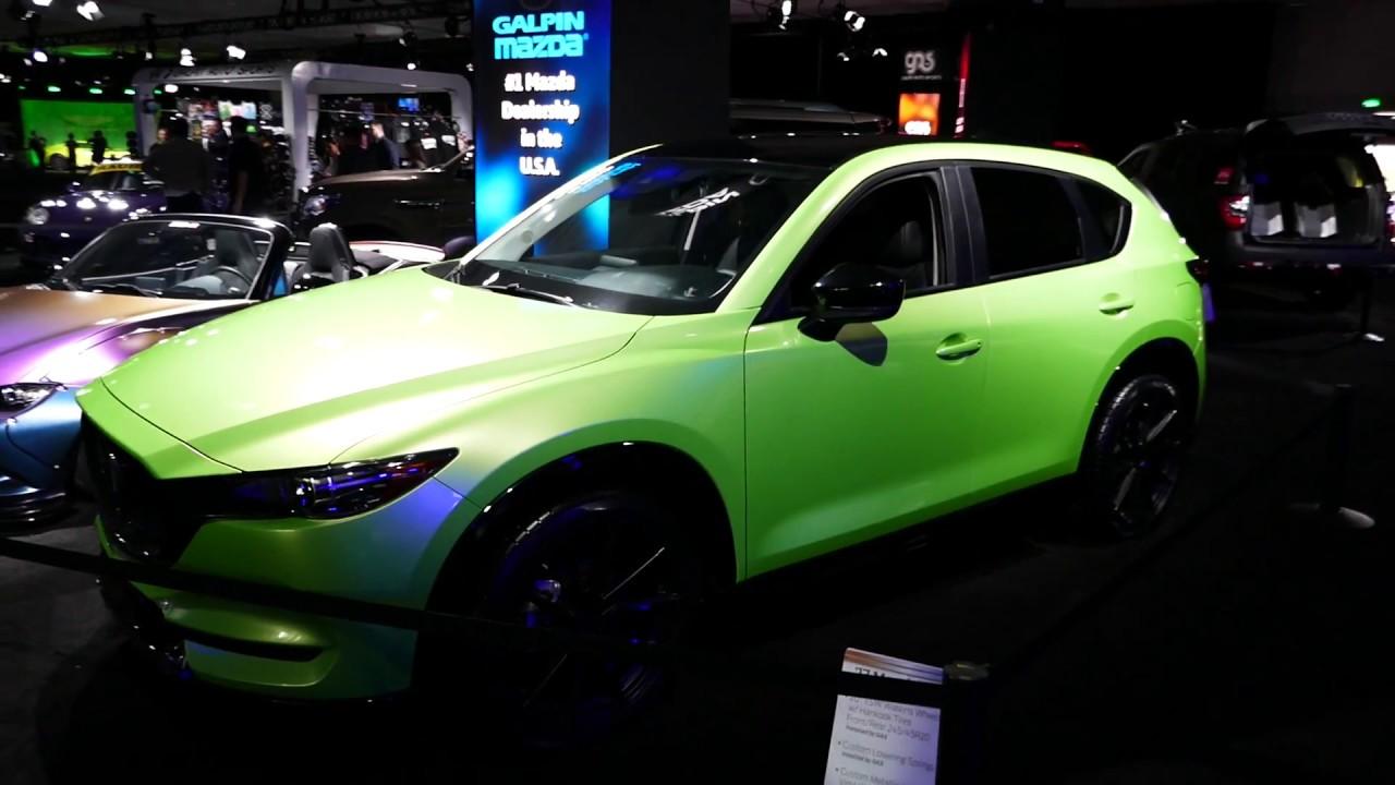 Custom 2017 Mazda Cx 5 Suv Galpin Auto Sports Custom Car 2017 La