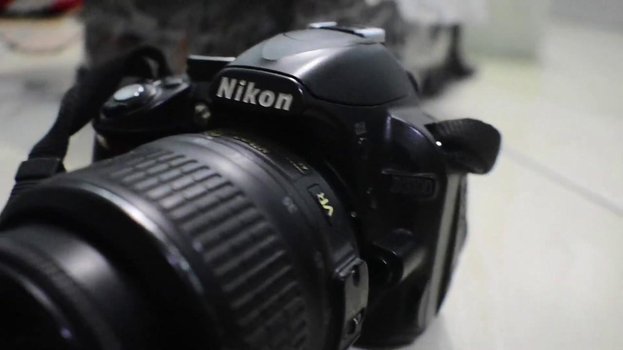 Tutorial Upgrade & Modifikasi(hack) Firmware Nikon D3100