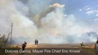 Bill's Daily News: A Bear & Bug Creek Fire
