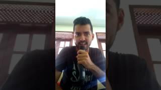 Fantasma - Luan Santana participação Marília Mendonça ( cover Robertinho Kambalacho)