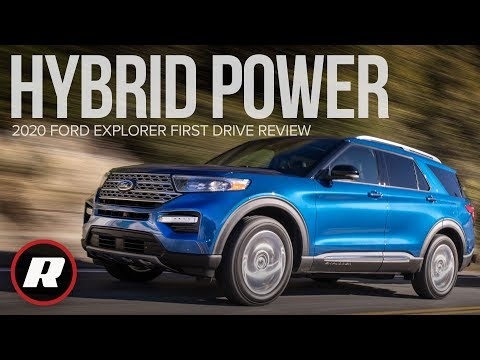 2020 Ford Explorer Hybrid Review: Your new family hauler