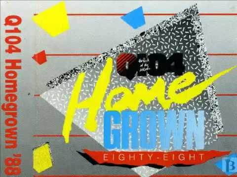 Q104 Halifax - Home Grown 1988 Cassette