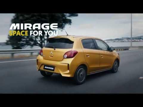 New Mirage Space Mitsubishi Motors Nz Youtube