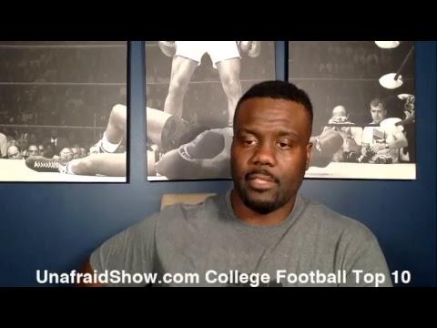 Kaepernick, #BoycottNike, Florida State, College Football Top 10