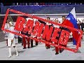 Russia BANNED From Winter Olympics For Doping!