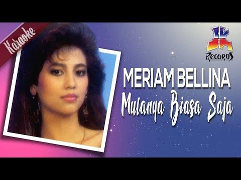 Meriam Bellina - Mulanya Biasa Saja (Karaoke)