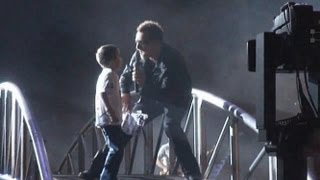 U2 - Elevation (360º Live from Montreal, Canada - Multicam HD) [Kid Paco on Stage]