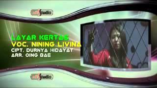 Afisstudio - Album Terbaru 2016 Nining Livina - Layar Kertas