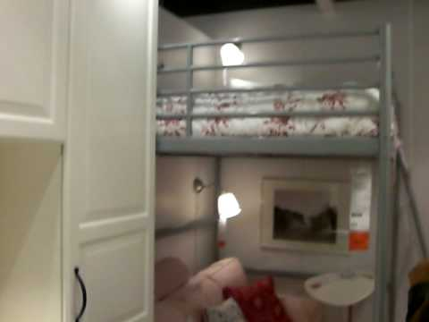 270 Square Foot House At Ikea Youtube