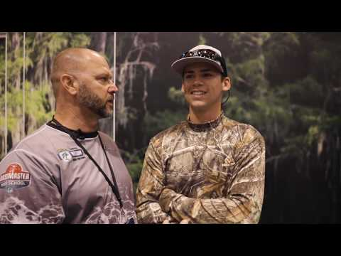 Interview With Mulberry High School Angler