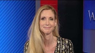 Ann Coulter on free speech on college campuses