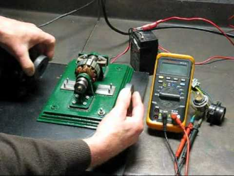 homemade generator.  Generator Homemade DC Generator With Castings For Generator T