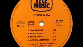 Marc Chantereau, Pierre Alain Dahan, Slim Pezin - Viva El Disco (1979) vinyl