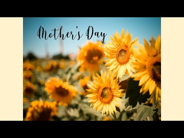 Mothers Day - Ps Jo Dealy (09/05/21)