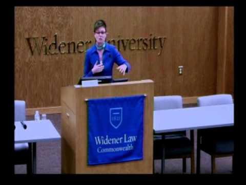 Environmental Law Distinguished Speaker Series: Emily Hammond