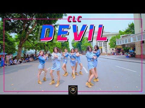 [KPOP IN PUBLIC] CLC(씨엘씨) - 'Devil' Dance Cover By W-Unit From Vietnam