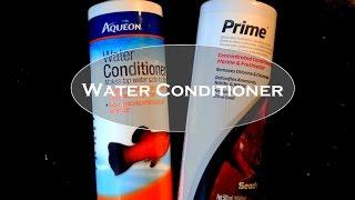 Water Conditioner - Aqueon vs. Seachem Prime