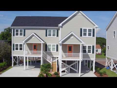 Brand New Beach Homes for Sale, Carolina Beach, NC.
