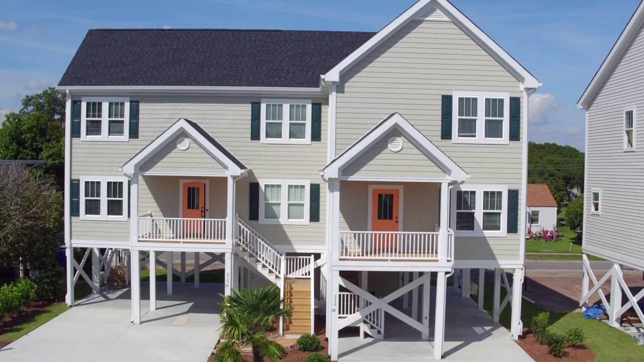 Brand New Beach Homes For Carolina Nc