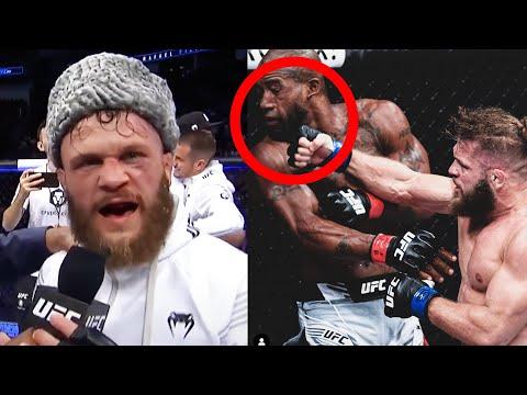 ВОТ ПОЧЕМУ РАФАЭЛЬ ФИЗИЕВ ПОБЕДИЛ БОББИ ГРИНА на UFC 265!