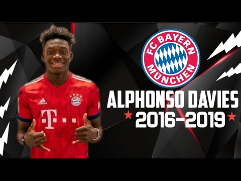 Alphonso Davies 2018-2019 ● Welcome To Bayern Munich|HD| Goals, Skills, Speed, Dribbles & Assists-