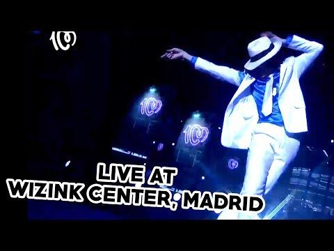 SMOOTH CRIMINAL - MICHAEL JACKSON 2018 CONCERT LIVE - FOREVER KING OF POP (Alex Blanco)