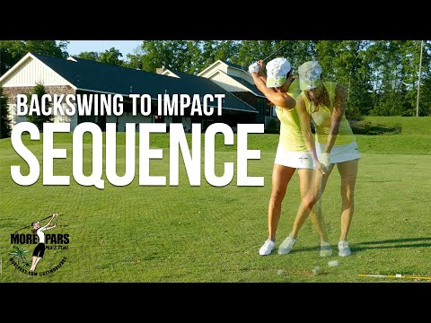 How To Sequence Backswing To Impact