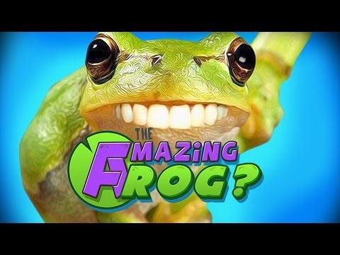 Thumbnail: WORLDS GREATEST FROG! (The Amazing Frog)