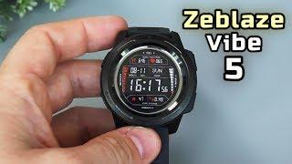 Zeblaze Vibe 5 Smartwatch Review