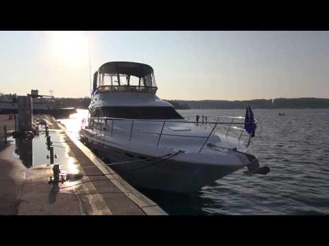 Boating To Midland On Georgian Bay