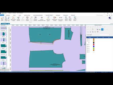 CAD Modeling and Pattern Making | Crea Solution