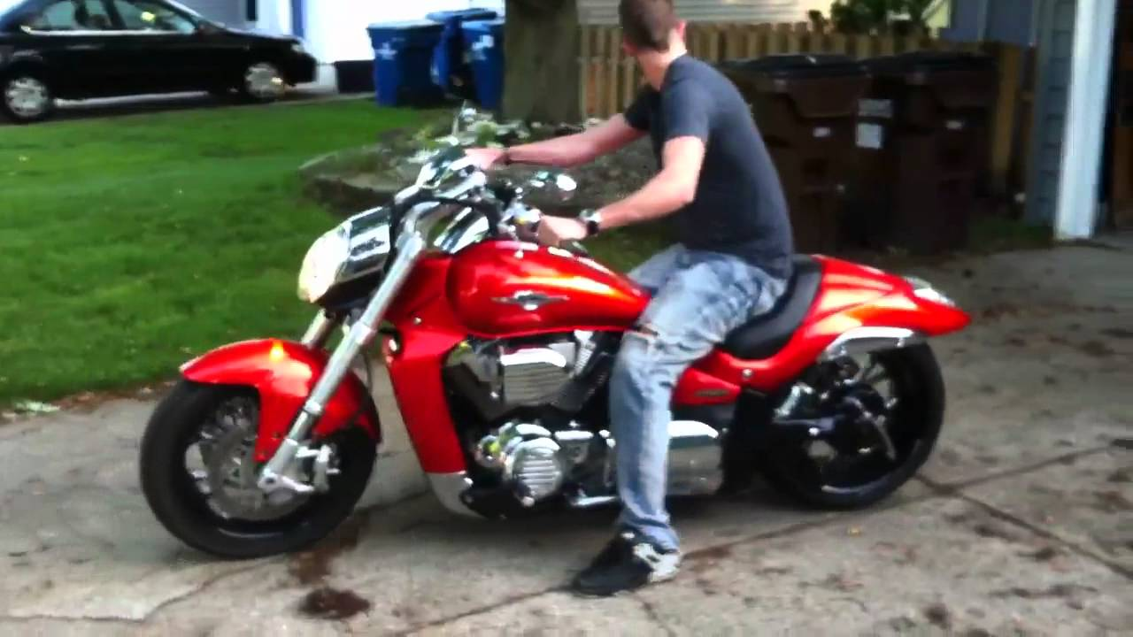 suzuki intruder 700 wiring schematic customized suzuki intruder m109 m109 r custom. - youtube