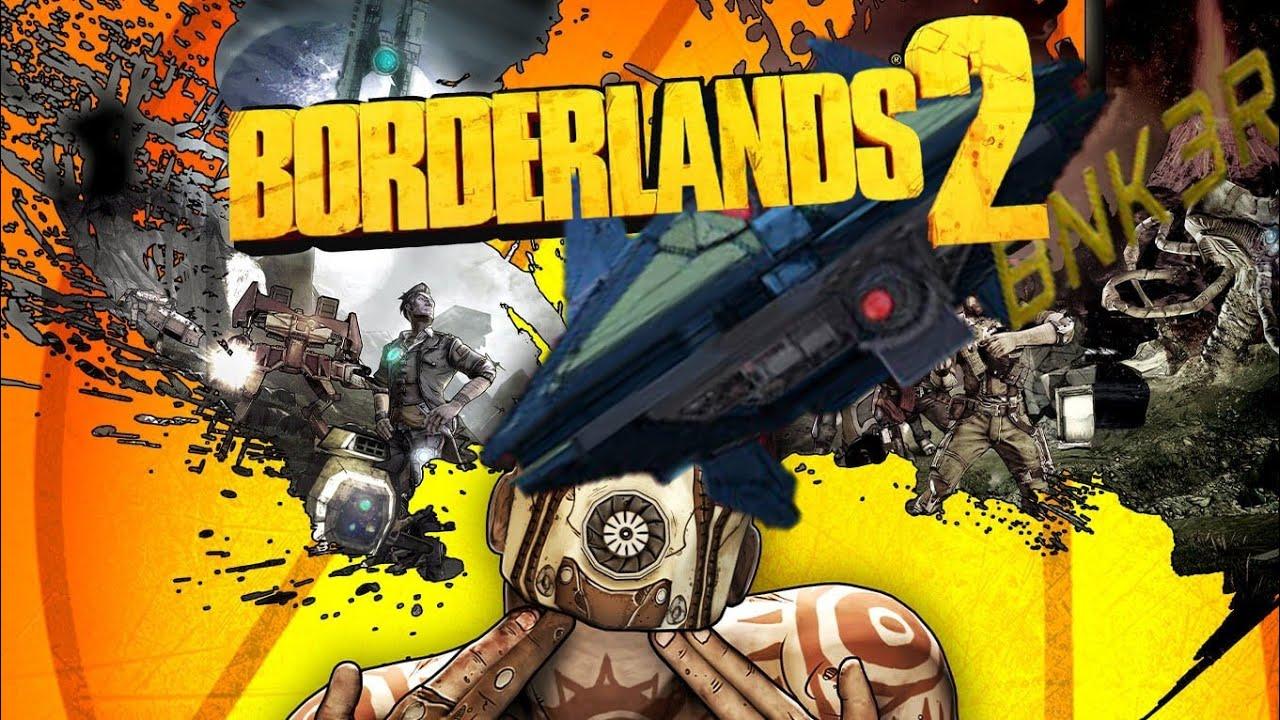 Borderlands 2 THE BNK3R - YouTube