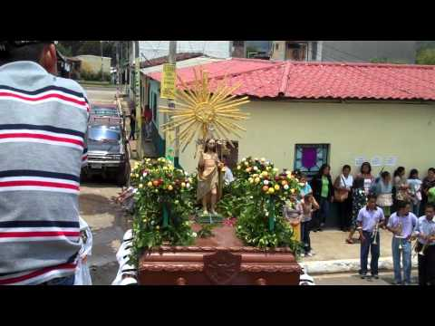 SEMANA SANTA APANECA- DOMINGO DE RESURECCION