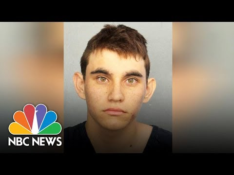 Suspect Nikolas Cruz Charged With Premeditated Murder In Parkland Florida School Shooting | NBC News