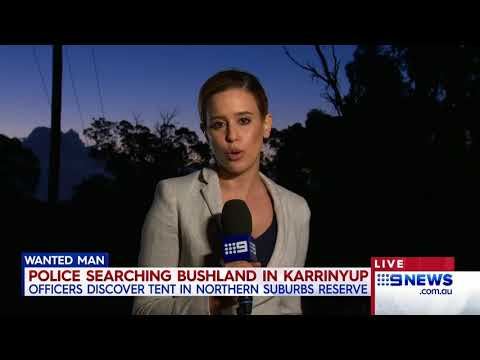 Police Search | 9 News Perth