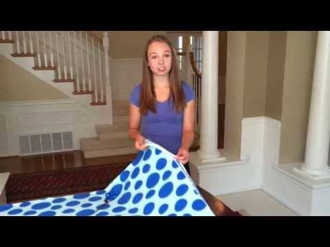 how-to-make-a-tie-blanket
