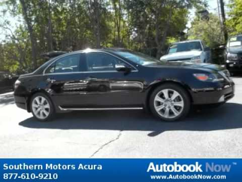 2009 acura rl in savannah ga for sale youtube. Black Bedroom Furniture Sets. Home Design Ideas